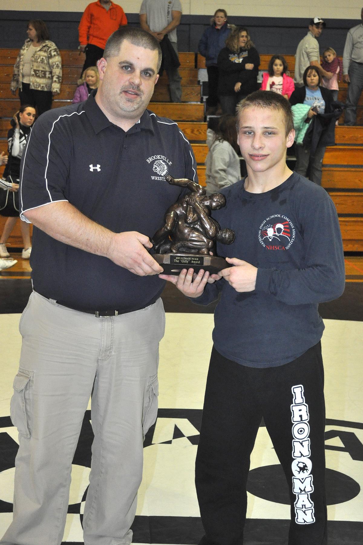 2015 Gilly Award